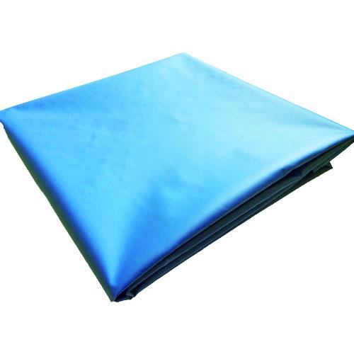 【TPS3654B】TRUSCO ターポリンシート ブルー 3600X5400 0.35mm厚(1枚)