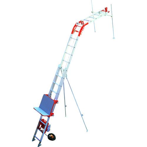 【UP103PLSZ2F】アルインコ 荷揚げ機「パワーコメット」2階用フルセット(1S)