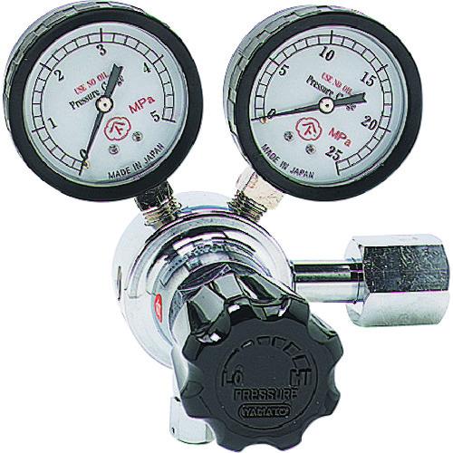 【YR5061R11012214】ヤマト 窒素ガス用調整器 YR-5061(1個)