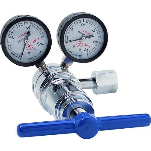 【YR5062R11012221】ヤマト 窒素ガス用調整器 YR-5062(1個)