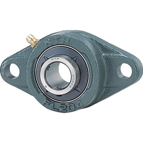 【UCFL213D1】NTN ベアリングユニット(止めねじ式)軸径65mm全長258mm全高155mm(1個) G