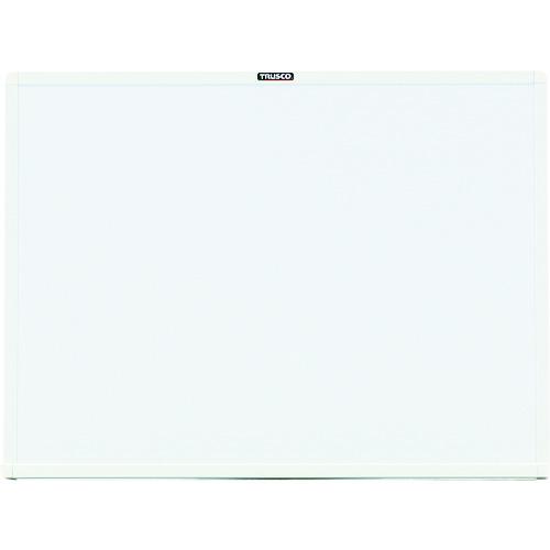 宅配便送料無料 WGH132SW TRUSCO スチール製ホワイトボード 1枚 蔵 白 450X600