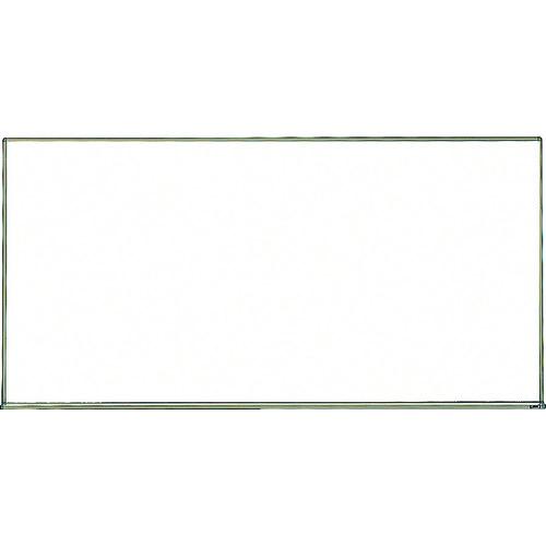 【WGH112SABL】TRUSCO スチール製ホワイトボード 白暗線 900X1200(1枚)
