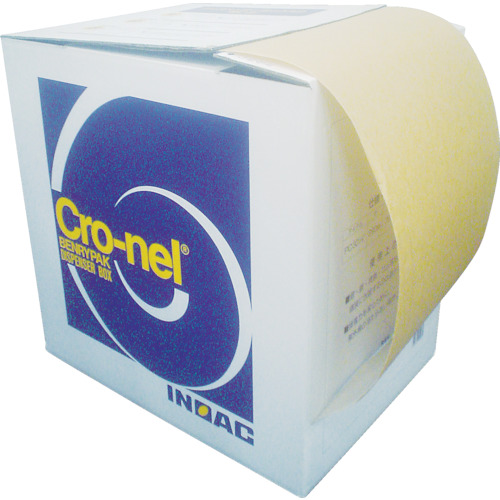 【YE160DNL】イノアック イノタックディスペンサーボックス 茶 1.6×290mm×70M巻(1巻)