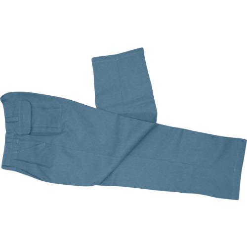 【YSPW2BLL】吉野 ハイブリッド(耐熱・耐切創)作業服 ズボン ネイビーブルー