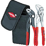 KNIPEX 002072V01 ミニコブラ プライヤーレンチセットKNIPEX社【002072V01】(1S入り)