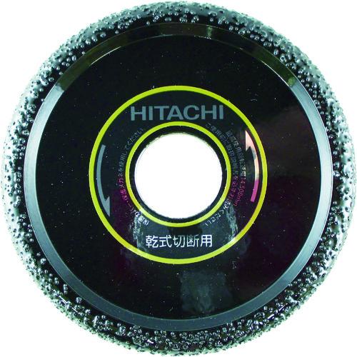 日立 溶着ダイヤモンドホイール V溝形 85mm工機ホールディングス(株)【331479】(1枚入り)