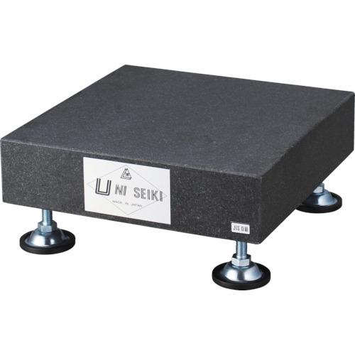 ユニ 石定盤 脚付【TLO3030】(1個)【(株)ユニセイキ】