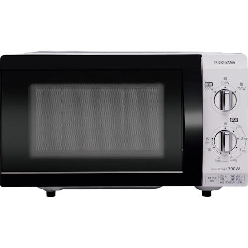 【IMBF1845】IRIS 568732電子レンジ18L フラットテーブル(1台)