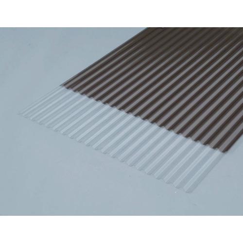 【NIPC605CL】[法人様限定][10枚組]IRIS 542488 軽量ポリカ波板 6尺 クリア