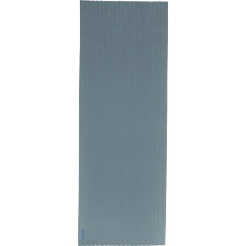 【NIPVC709ACL】IRIS 542098 硬質塩ビ波板 7尺(ガラスネット入り) クリア(10枚)