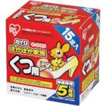 【PKN15K】IRIS 264585 ぽかぽか家族貼るくつ用 PKN-15K(16個)