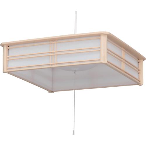 6畳調色(1台) 【PLC6DLJ】IRIS 和風ペンダントライト