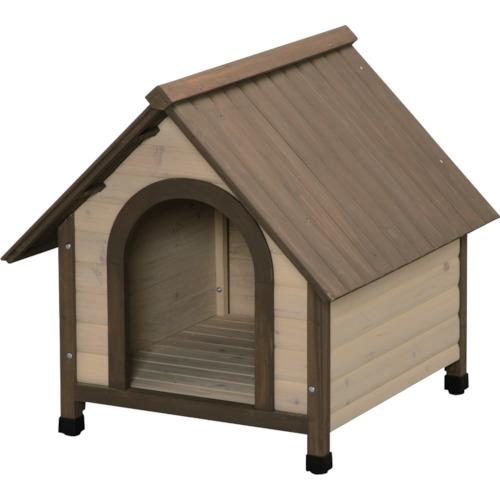 【WDK750】IRIS 532356 ウッディ犬舎 ブラウン(1台)