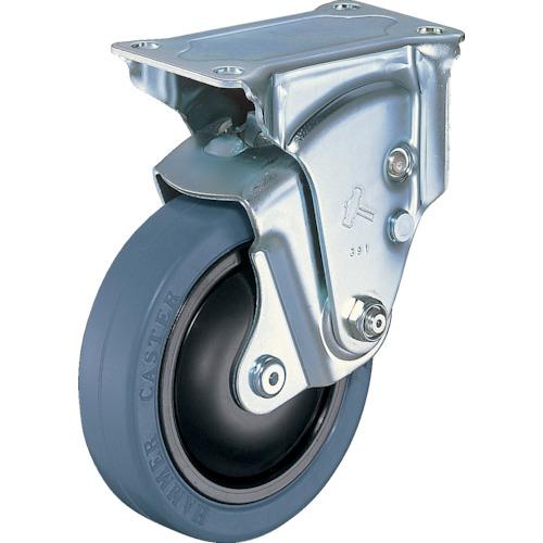 940ERFR10029BAR01 安心の実績 高価 買取 強化中 ハンマー クッション 固定ゴム車100mm 1個 線径2.9 オリジナル ハンマーキャスター 株