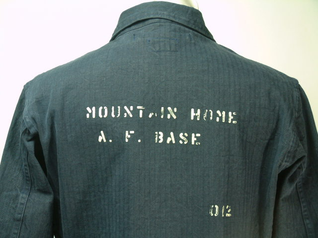 Buzz Rickson's (バズリクソンズ)U.S.AIR FORCE BASE SERVICE JACKET