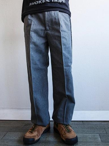 低価格 送料 代引き手数料無料 パンツ 送料無料 Varde77 PANTS~ 数量限定 ~WOOL バルデセブンティセブン LINE BIG