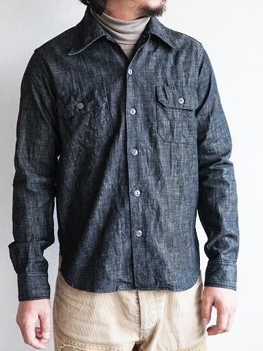 【送料無料】JELADO(ジェラード)~Override Shirts BK~