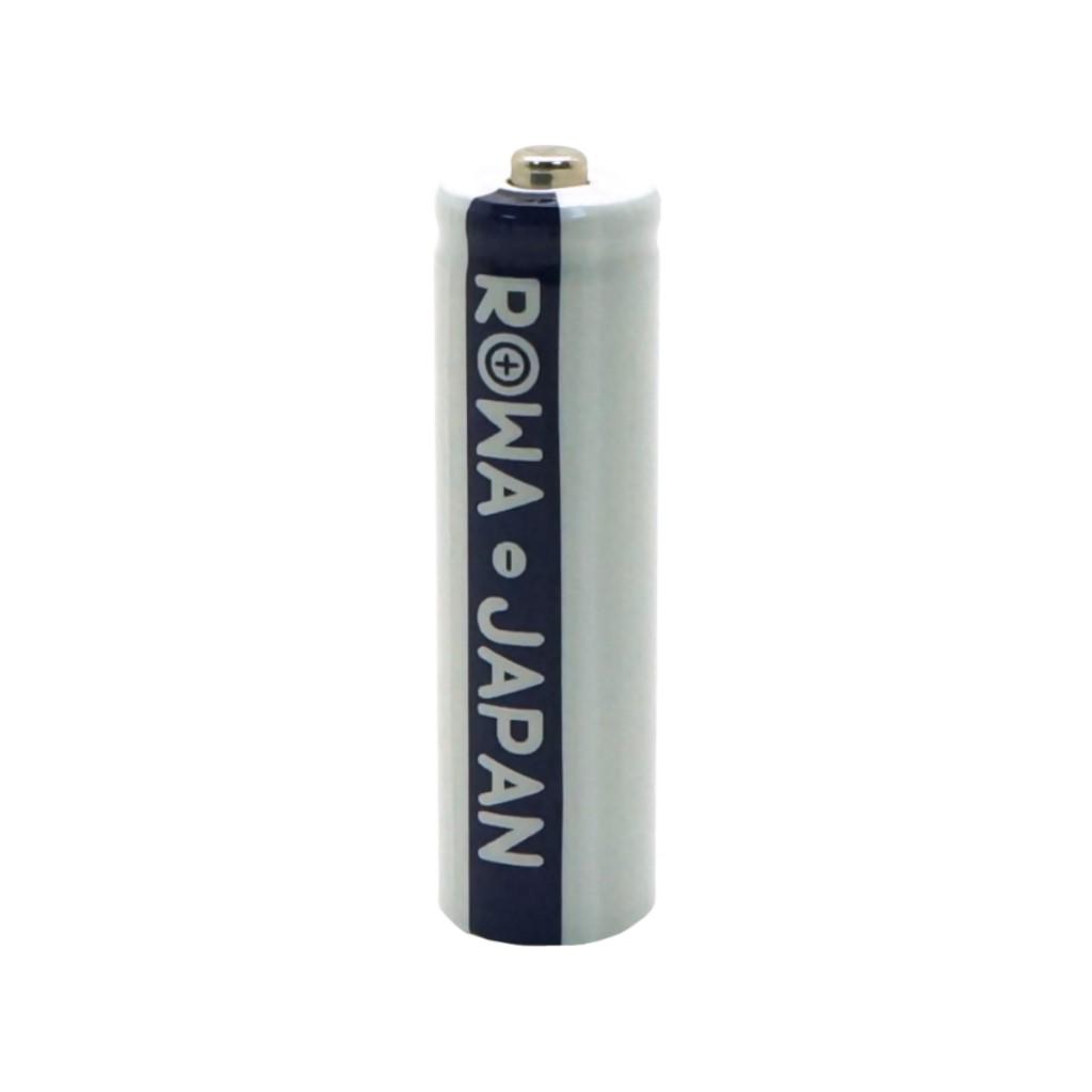 メール便送料無料 ロワジャパン 新品 送料無料 繰り返し何回も使える 1本 大容量1900mAh ニッケル水素充電池 休み 単3形