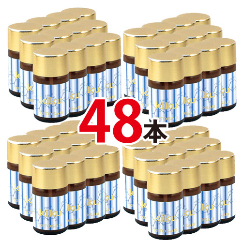 【送料無料】日本生物化学 水溶性キトサン菊<48本セット>【1本あたり4500円】
