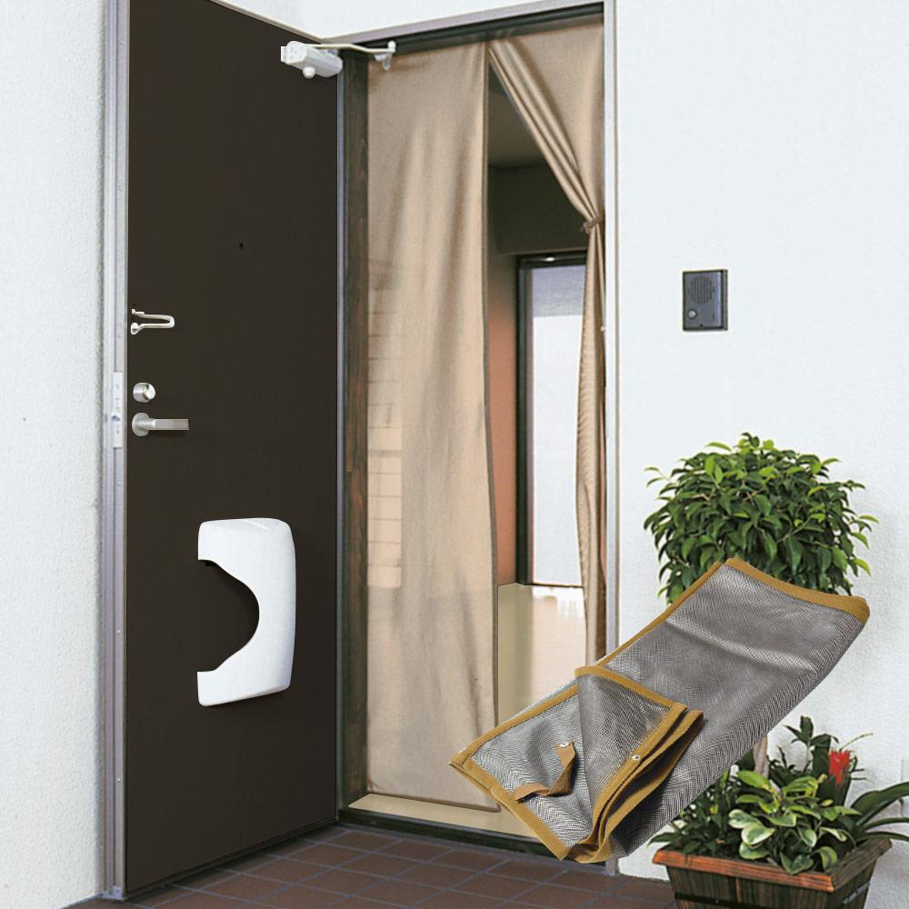 royal3000: Net door two sets   for the door Screen door ...