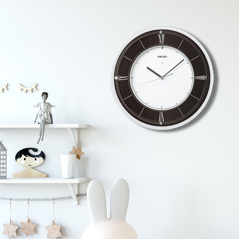【代金引換不可】セイコー電波掛時計 | seiko セイコークロック インテリア 壁掛け とけい 新築祝い プレゼント 結婚祝い リビング ブランド おしゃれ 壁かけ時計 壁掛時計 電波掛け時計