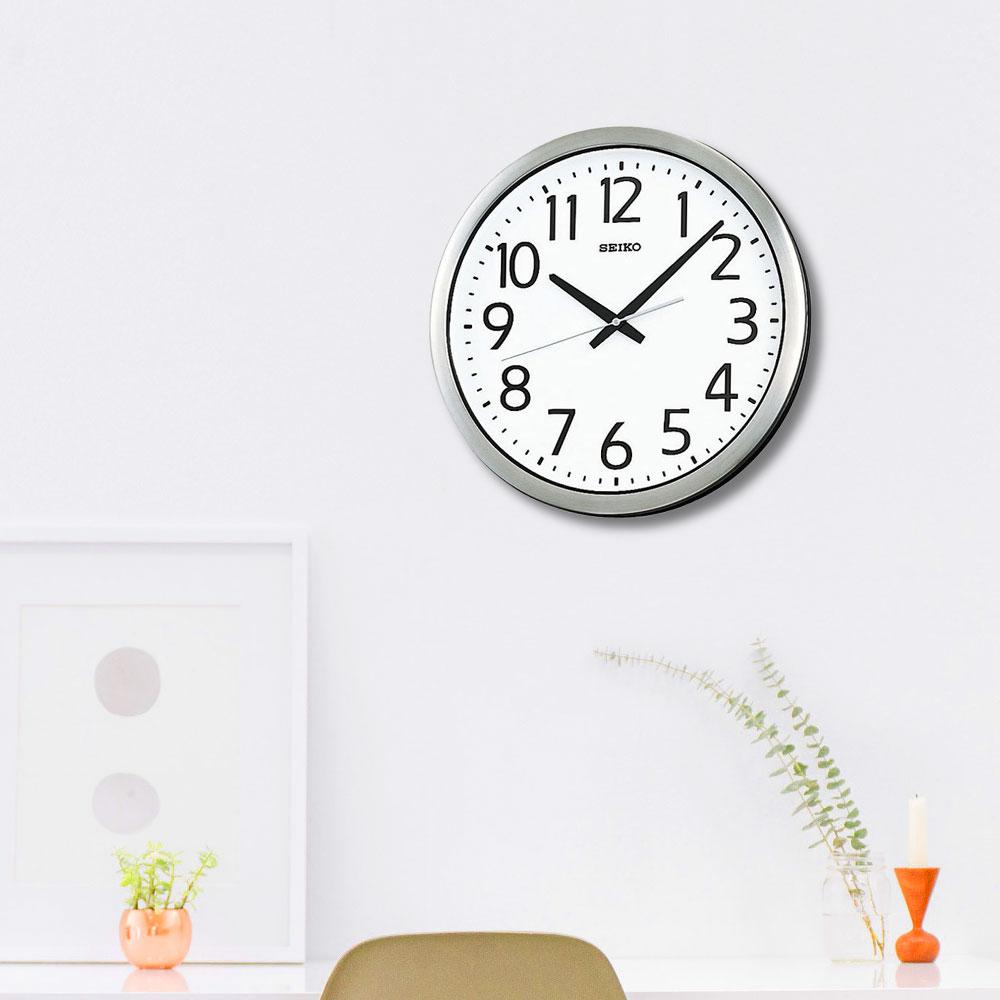 セイコー 掛時計 | seiko セイコークロック インテリア 壁掛け とけい 新築祝い プレゼント 結婚祝い リビング ブランド おしゃれ 壁かけ時計 壁掛時計 電波掛け時計