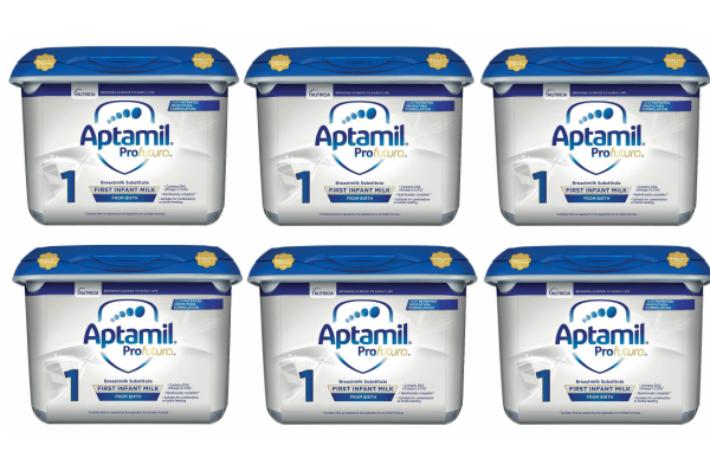 800g 6個セット 新生児から New Aptamil Profutura 厳しい 新アプタミル ヨーロッパ 乳児用粉ミルク ショッピング まとめ買いでお得 基準の粉ミルク 絶品