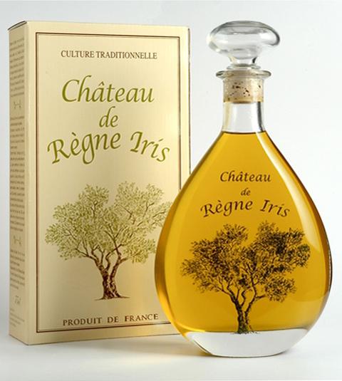 Huile D'OliveChateu du Regne IriseAOC Aix En ProvenceCarafe 750ml
