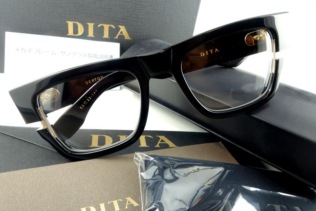 DITA/ディータSEKTONDTX122-53-01AFメガネフレーム-正規品-【送料無料】【基本レンズ無料】