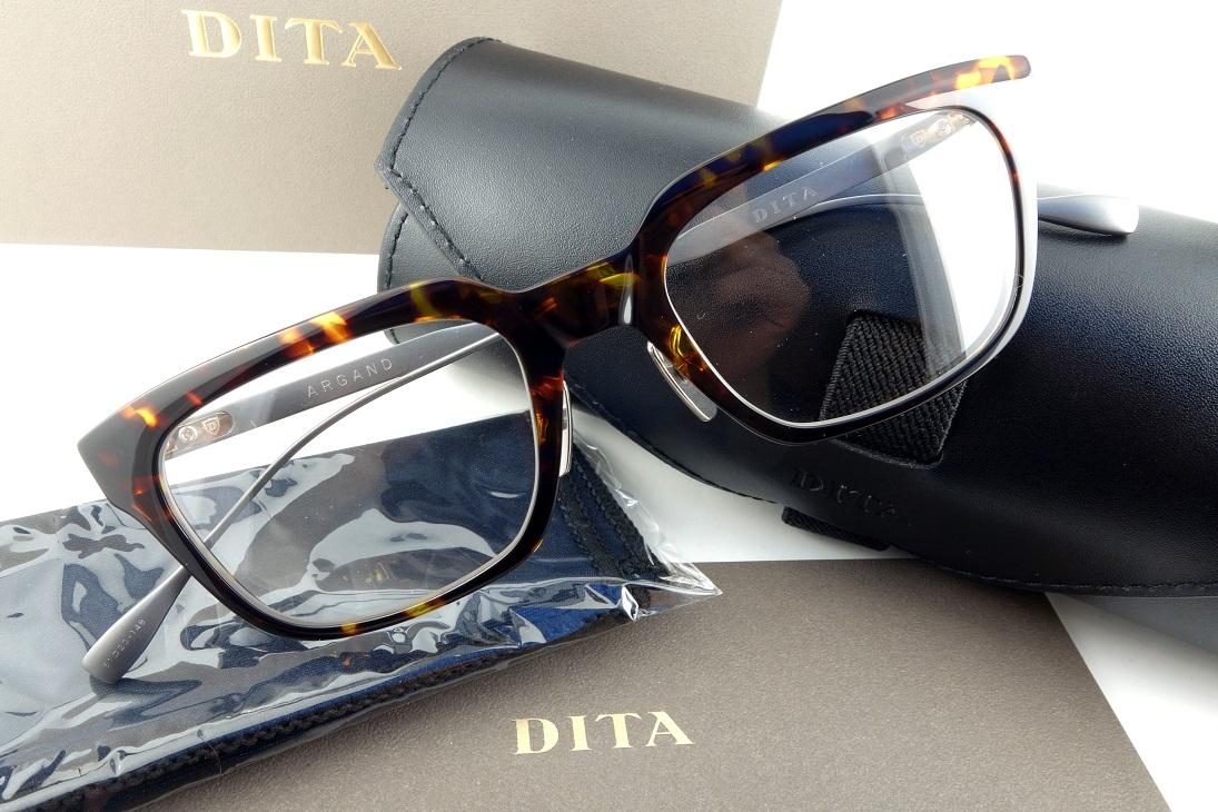 DITA/ディータARGANDDTX123-51-02AFメガネフレーム-正規品-【送料無料】【基本レンズ無料】