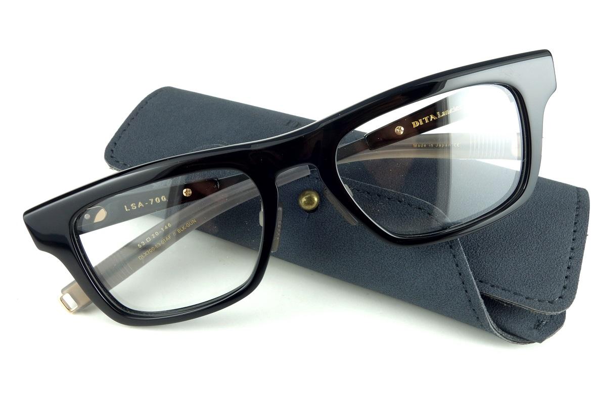 DITA/ディータLancier/ランシアーLSA-700DLX700-53-01AF眼鏡フレームNew Collection -正規品-【送料無料】
