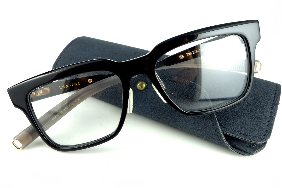 DITA/ディータLancier/ランシアーLSA-702DLX702-53-01AF眼鏡フレームNew Collection -正規品-【送料無料】