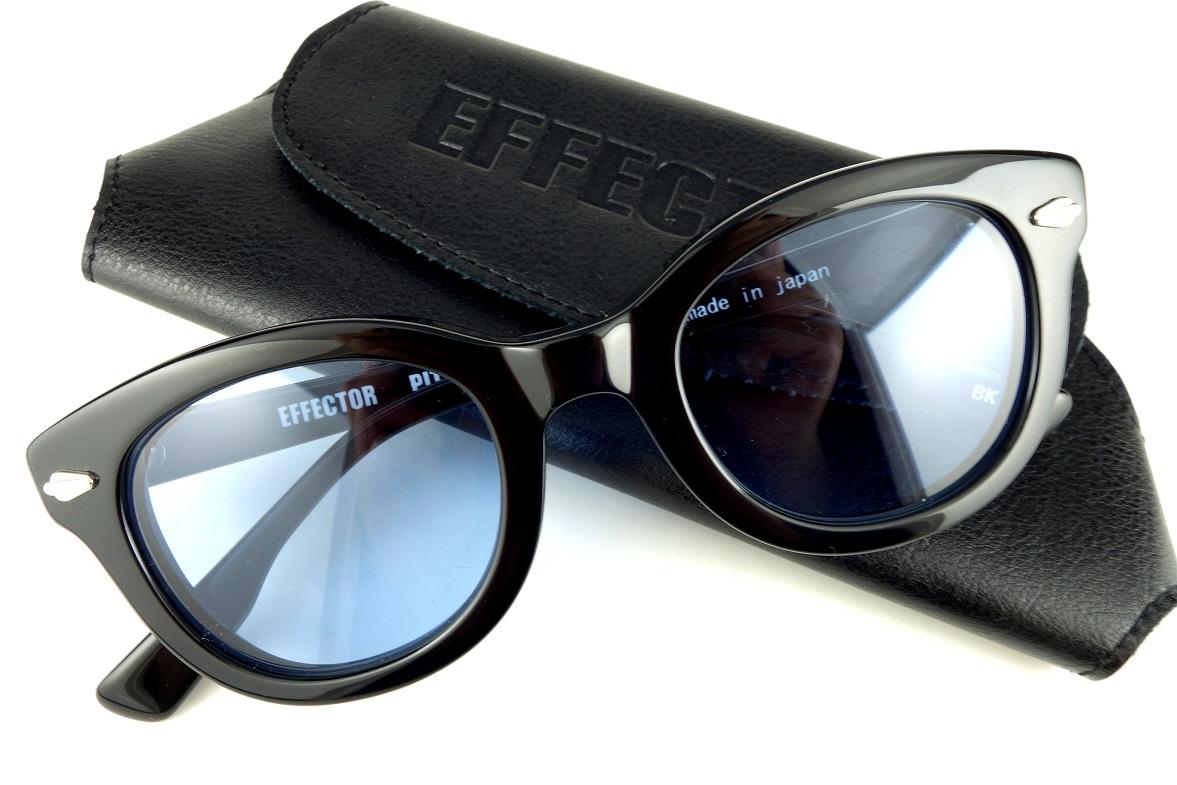 EFFECTOR/エフェクター PITCH BK【基本レンズ無料】【送料無料】2020モデルブルーサングラスレンズ標準
