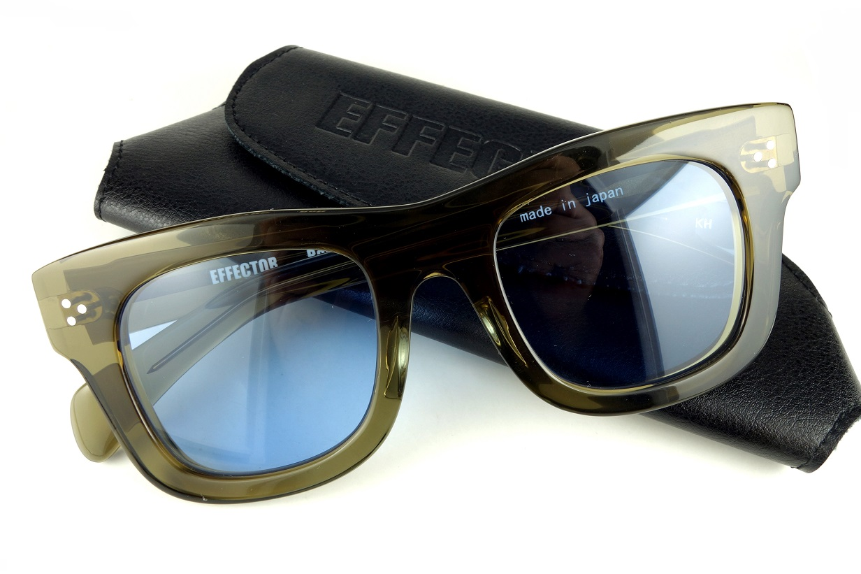 EFFECTOR/エフェクター ROB KH【基本レンズ無料】【送料無料】2020モデルブルーサングラスレンズ標準