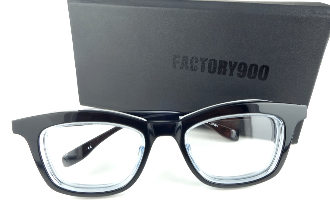 FACTORY900/ファクトリー900RETRO RF-090 C.001-820【基本レンズ無料】【送料無料】