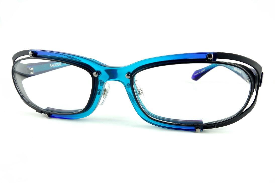 LESSTHANHUMAN/レスザンヒューマン SAKIGAKE  8080人気モデル【基本レンズ無料】【送料無料】定価41,040円