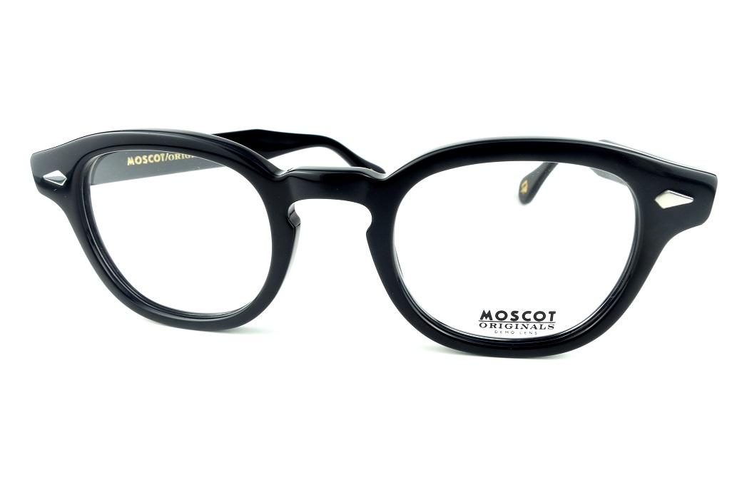 MOSCOT/モスコットLEMTOSH 46Size BLACK正規品【送料無料】【基本レンズ無料】人気モデル再入荷!
