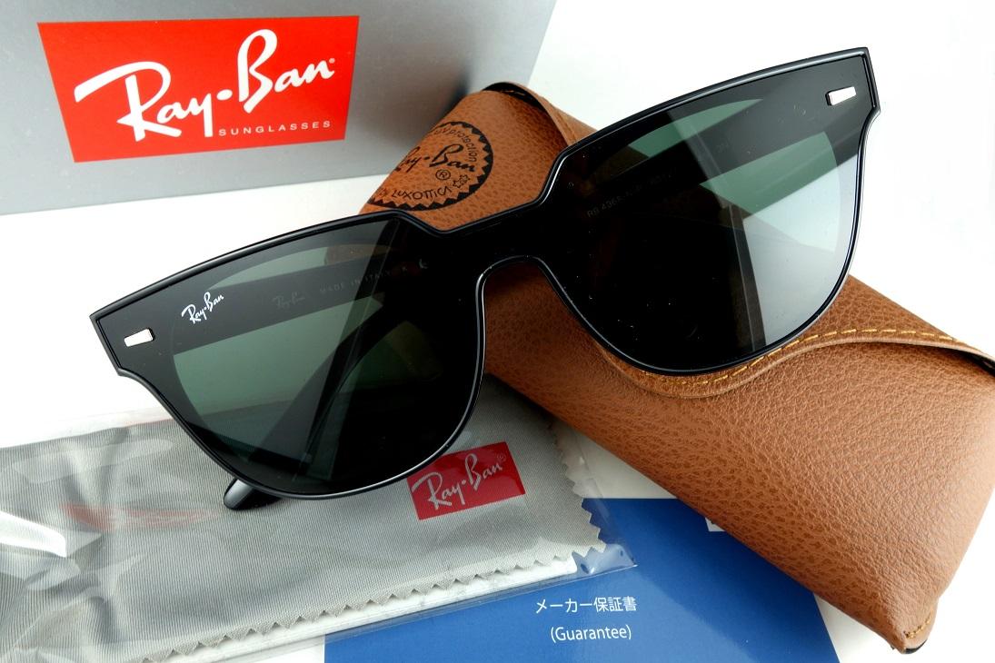 RayBan/レイバンRB4368F 601/71サングラス-正規品-【送料無料】定価24,840円