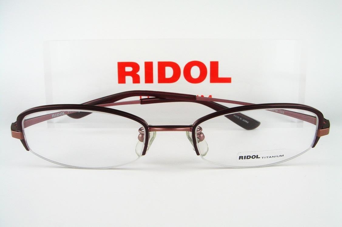 RIDOL TITANIUM/リドルチタニウム R-088 C4【送料無料】【基本レンズ無料】