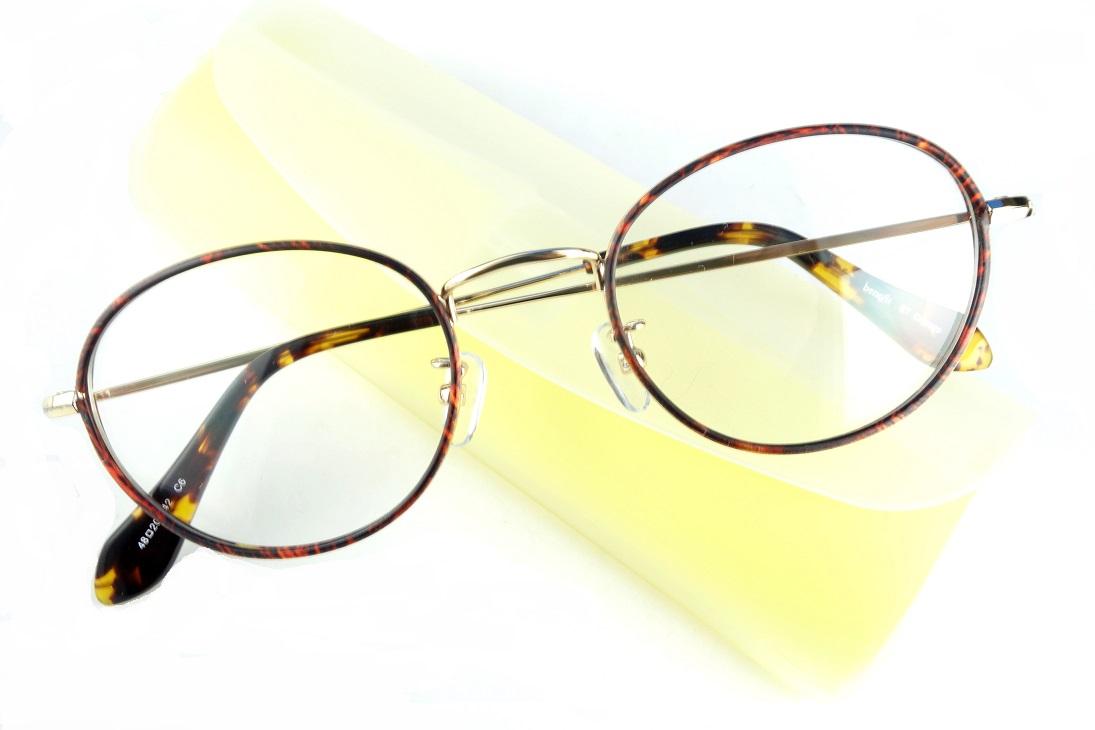 2020 BENEFIT ベネフィット 眼鏡 メガネ レディース メンズ 掛けやすい モダン 特別価格 C6眼鏡フレーム メタル 送料無料 オーバーのアイテム取扱☆ 女性 基本レンズ無料 ベネフィットChicago お洒落