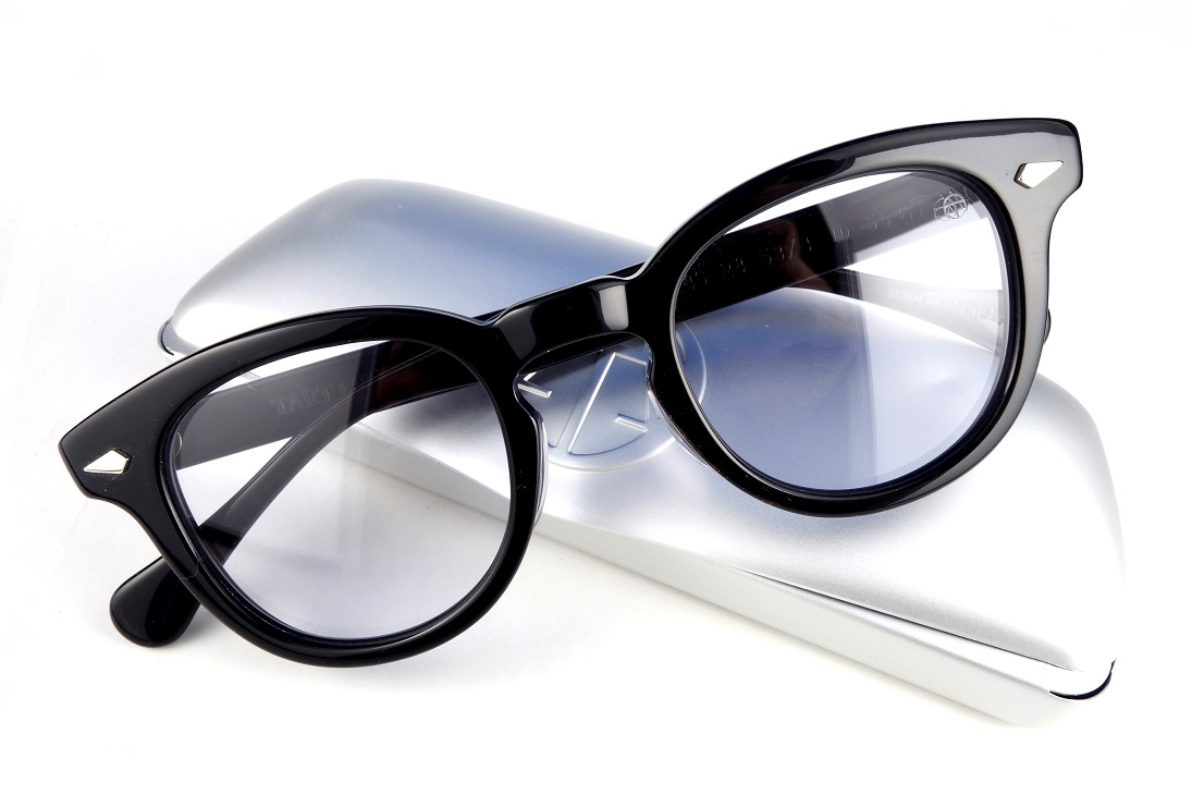 TART OPTICAL/タート オプティカルARNEL/アーネルJD-55 001 46size【基本レンズ無料】【送料無料】日本製正規復刻モデル