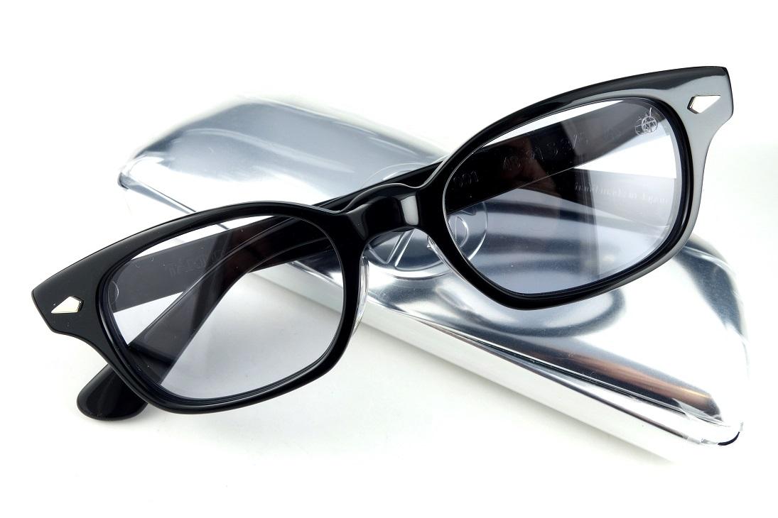 TART OPTICAL/タート オプティカルEX-MAN/イーエックス・マン 001  48size【基本レンズ無料】【送料無料】日本製正規品
