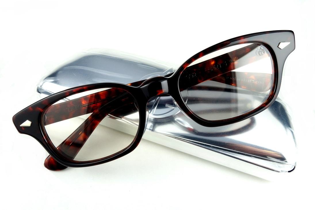 TART OPTICAL/タート オプティカルEX-MAN/イーエックス・マン 002  50size【基本レンズ無料】【送料無料】日本製正規品