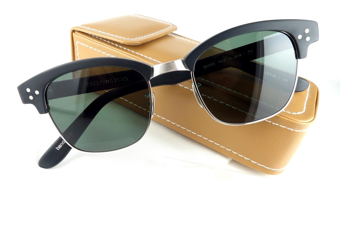YELLOWS PLUS/イエローズプラス LEVIN C1Mサングラス眼鏡フレーム【送料無料】2018モデル
