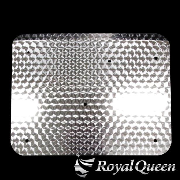 冬セール♪【送料無料】【いすゞ 新型ギガ GIGA/ファイブスターギガ(MC後) マフラーカバー ステンレス ウロコ柄】ISUZU/GIGAトラック デコトラ パーツ トラック用品 Quon RoyalQueen