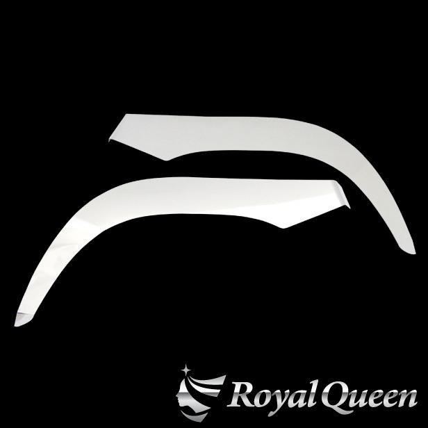 送料無料 新品 オリジナル商品 大型商品 日野 新型 17 プロフィア H29.6~ フェンダーパネル ステンレス 鏡面 左右セット トラック 登場大人気アイテム 磨き#1000 デコトラ RoyalQueen グラプロ トラック用品 Gプロ HINO パーツ