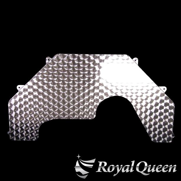 【送料無料】【日野 グランドプロフィア エンジンカバー ステンレス ウロコ柄】HINO Gプロ グラプロ トラック デコトラ パーツ トラック用品 RoyalQueen