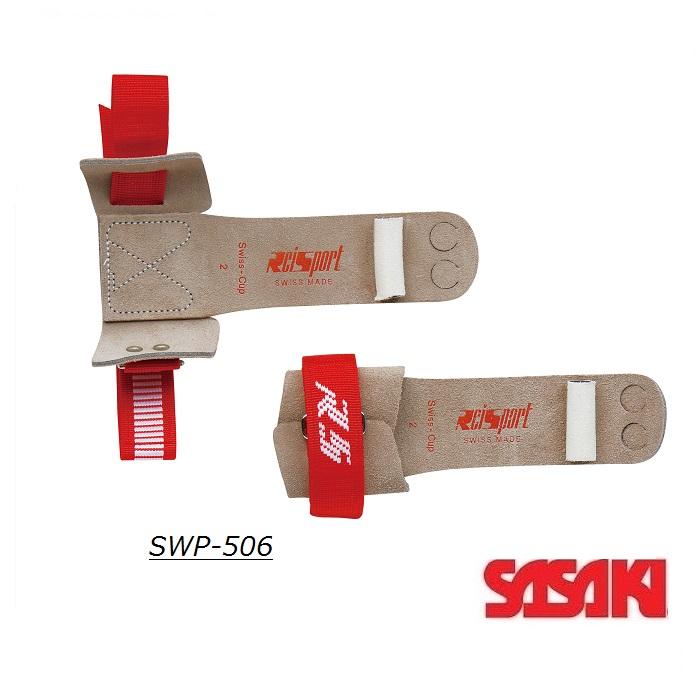 ササキ/sasaki スイス製 プロテクター つり輪用2穴