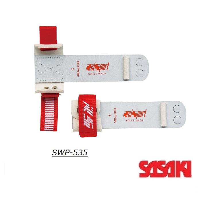 ササキ/sasaki スイス製 レディーススーパープロテクター 鉄棒用2ツ穴